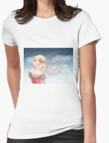 How To Train Your Dragon 2: ASTRID Womens Fitted T-Shirt
