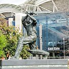 Don Bradman - Statue - Adelaide Oval by DPalmer