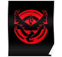 Team Valor Be The Very Best T-Shirt Poster