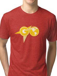 Pokemon Go - Team Instinct Tri-blend T-Shirt