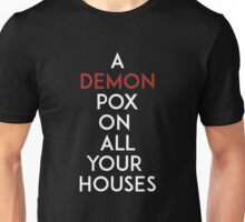 Demon Pox Unisex T-Shirt