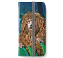 Off To See The Wizard-4-Plain iPhone Wallet/Case/Skin