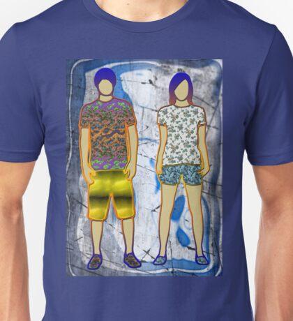 Disco children Unisex T-Shirt