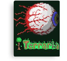 terraria eye Canvas Print