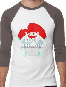 """I AM YOUR PALADIN"" Keith from Voltron Men's Baseball ¾ T-Shirt"