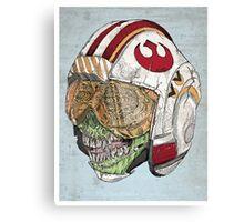 Zombie Alliance Canvas Print