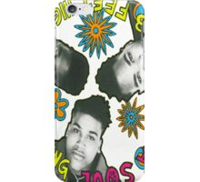3 Feet High and Rising  iPhone Case/Skin