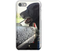 Dogs Riding in Cars iPhone Case/Skin