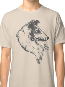 An Old Dog Tale Classic T-Shirt