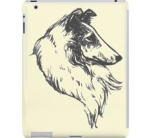 An Old Dog Tale iPad Case/Skin