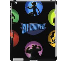 SLY COOPER THE CIRCLE iPad Case/Skin