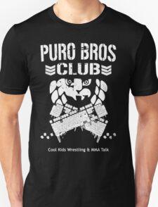 Puro Bros Club LionMark Unisex T-Shirt