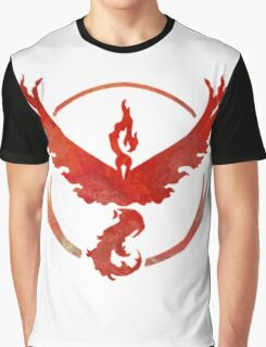 Valor Flame Graphic T-Shirt