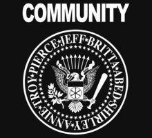 Community - Great Seal of the Study Group by ridiculouis