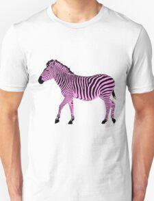 Zebra 2A Unisex T-Shirt