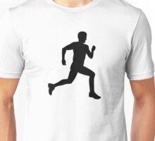 Running runner Unisex T-Shirt