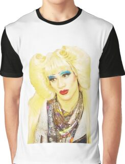 Watercolor Hedwig  Graphic T-Shirt