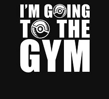 I'm Going To The Gym, Funny Monsters Trainer Quote T-Shirt Unisex T-Shirt