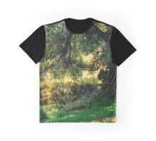 On Allerton Pond Graphic T-Shirt
