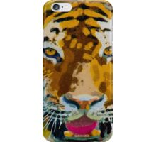 Tiger Head iPhone Case/Skin