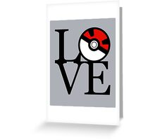 Monsters Trainer Lover Gift, Love Monsters Game T-Shirt Greeting Card