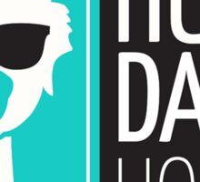 Hump Day Hostel Ecuador Sticker