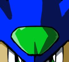 The Blue Maverick Sticker