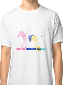 Zebra Rock It 14B Classic T-Shirt