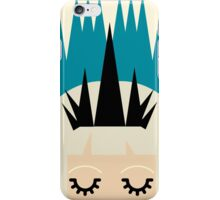 Creepy Little Queen iPhone Case/Skin