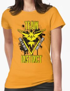 Team Instinct - There is No Shelter From the Storm #1 Womens Fitted T-Shirt
