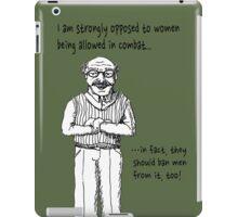 Ban Combat 2 iPad Case/Skin