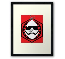 Do You Want to Build a Stormtrooper? Framed Print