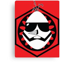 Do You Want to Build a Stormtrooper? Canvas Print