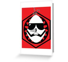 Do You Want to Build a Stormtrooper? Greeting Card