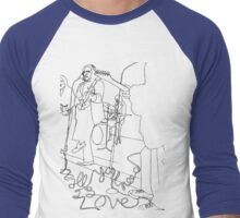 All U Need Men's Baseball ¾ T-Shirt