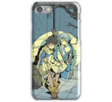 Tales of Zestiria - Kid Sorey & Mikleo iPhone Case/Skin