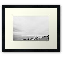 Waterfront 2 Framed Print