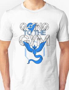 Team Mystic - Going to the Gym Unisex T-Shirt