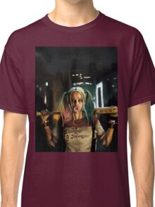 Harley Quinn Suicide Squad Classic T-Shirt