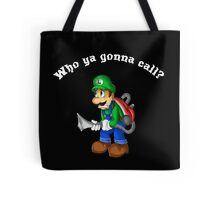 Boo-busters! Tote Bag