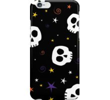 Skull Toss iPhone Case/Skin