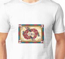 Rattlesnake Disc Unisex T-Shirt