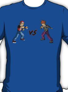 Red Vs Blue T-Shirt