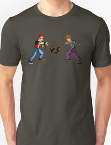 Red Vs Blue Unisex T-Shirt