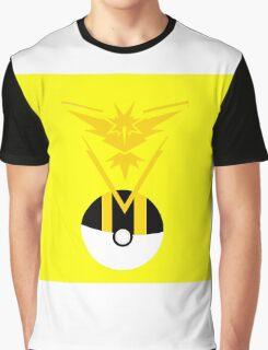 Pokemon Go Intinct  Graphic T-Shirt