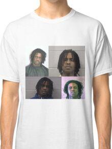 Chief Keef Mugshots Classic T-Shirt