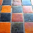 Royal Tiles © by Ethna Gillespie
