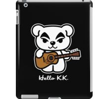 Hello K.K. iPad Case/Skin
