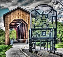 Chambers Covered Bridge by thomr