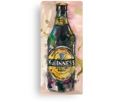 Guinness Beer _  Canvas Print